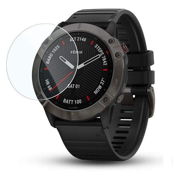 מגן זכוכית לשעון Garmin Fenix 6X  - סט 3 יחידות