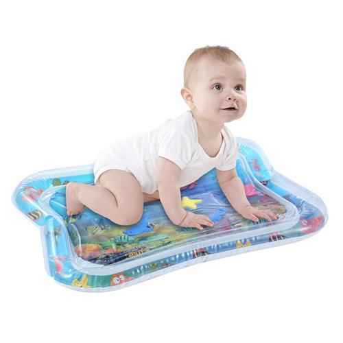 משטח מים תחושתי לתינוק