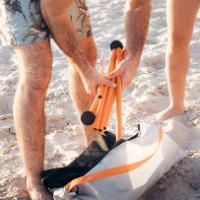 ציליית חוף - I CAMP SHADE M 2.1X2.1