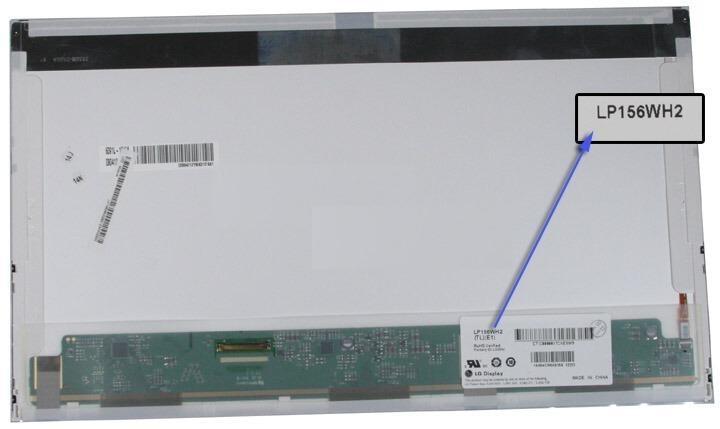 החלפת מסך למחשב נייד LP156WH2-TLB1 15.6 left LED LCD MATTE