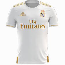 חולצת בית ריאל מדריד  2020