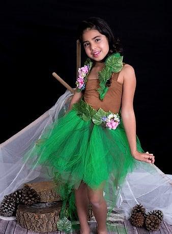 רקדנית היער הקסומה