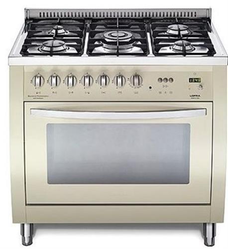 """תנור משולב 90 ס""""מ Lofra CSBIG96MF-CI"""