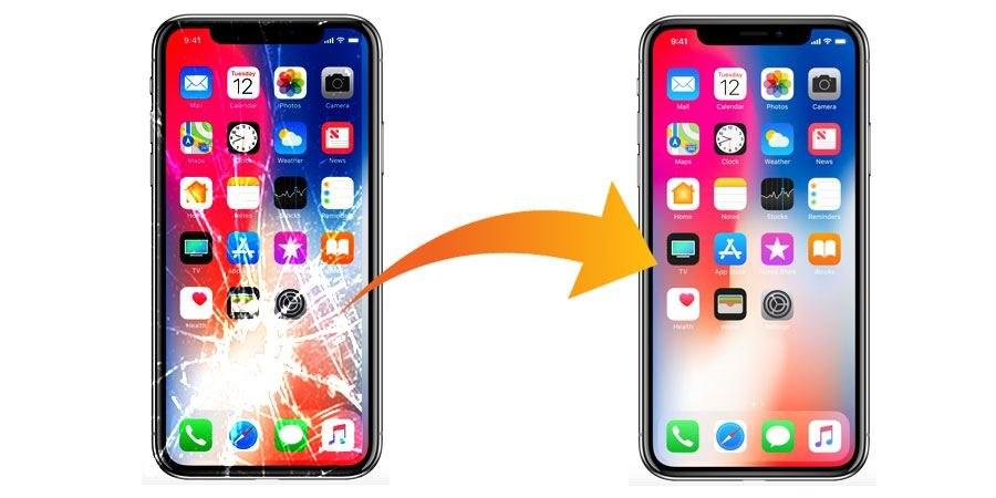 תיקון אייפון  X Max
