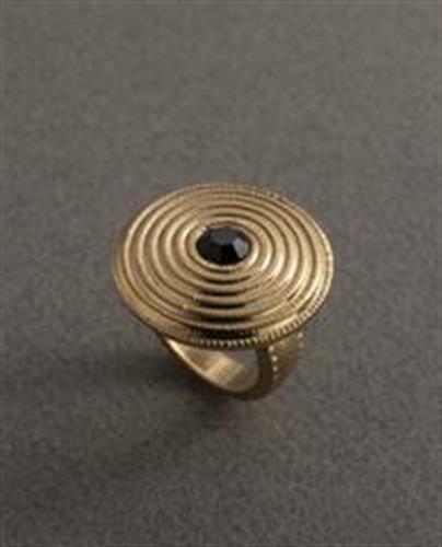 טבעת DANON - מייז שיבוץ שחור
