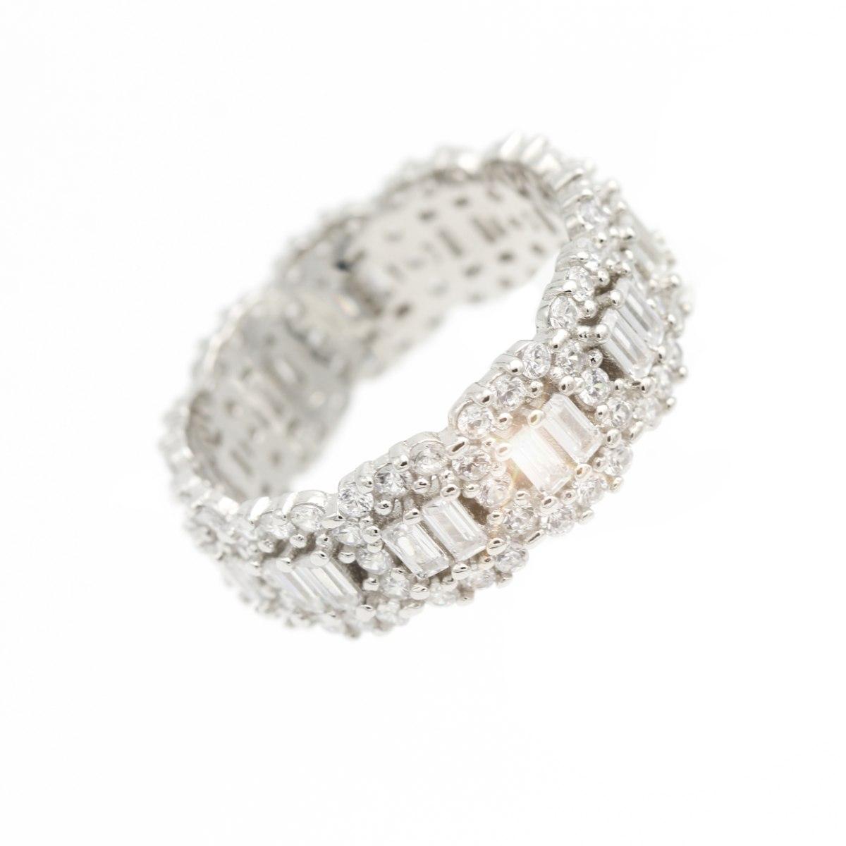 טבעת CAMILA מכסף 925