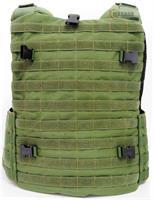 molle A-tacs  tactical bulleproof vest