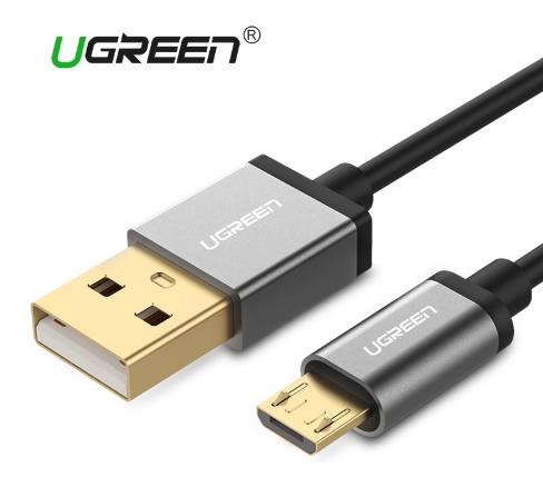 כבל Micro usb של המותג האיכותי Ugreen