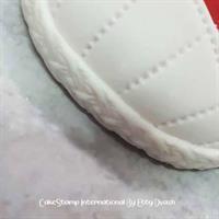 Fondant Cake Pattern | ROPED TEXTURE MAT