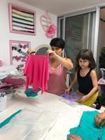 סדנת אמא ובת - בעיצוב אופנה