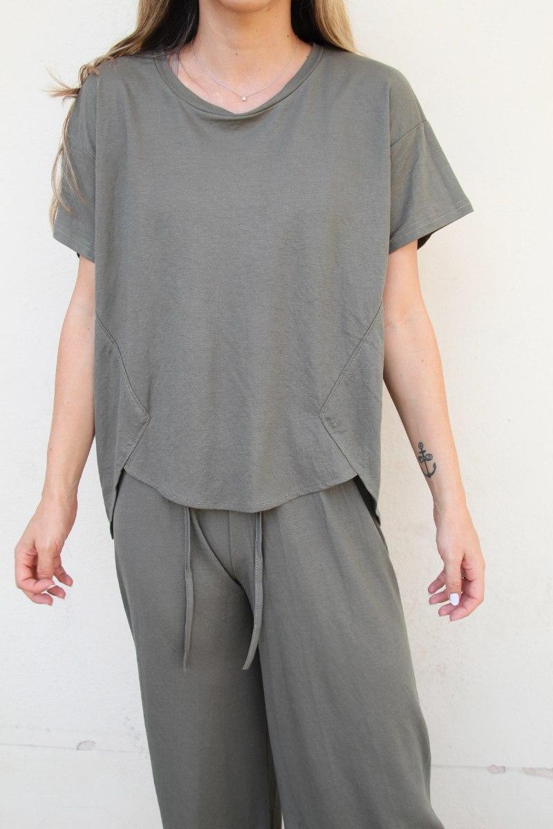 חולצת שיה ירוקה