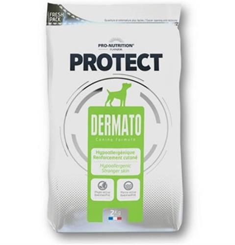 """מזון היפואלרגני לכלבים 12 ק""""ג פלטזור לטיפול בעור ופרווה"""