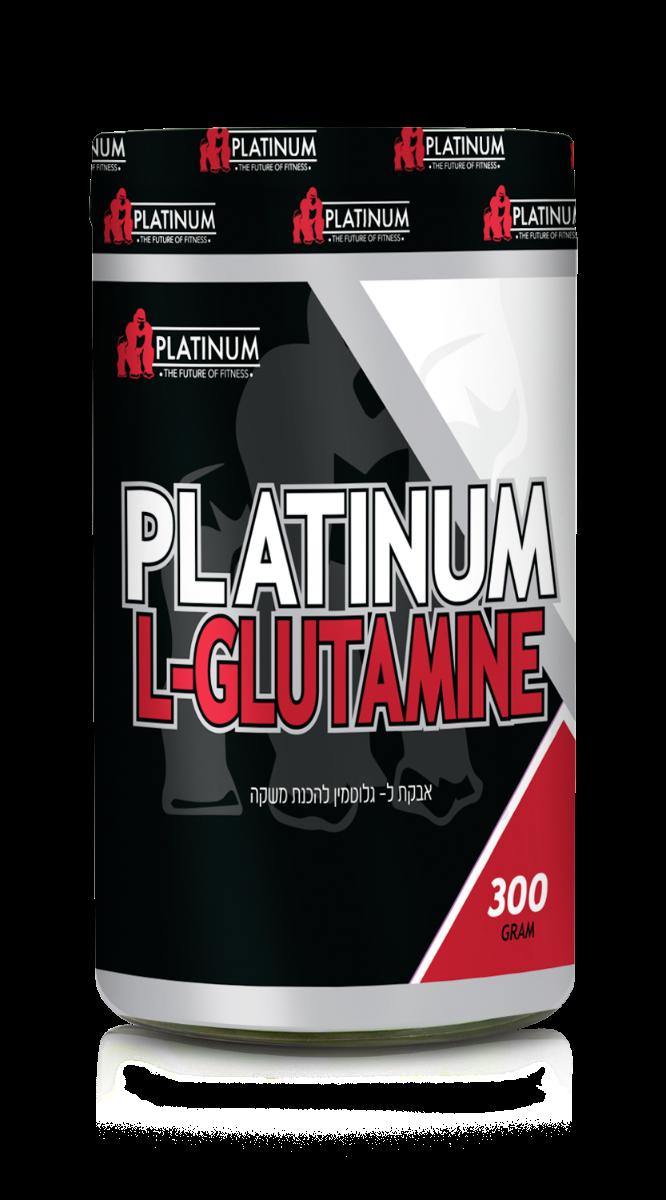 גלוטמין platinum