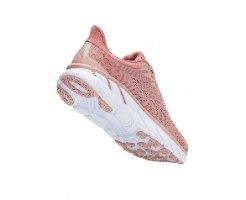 נעלי ריצה לנשים HOKA CLIFTON 7 בצבע ורוד/לבן
