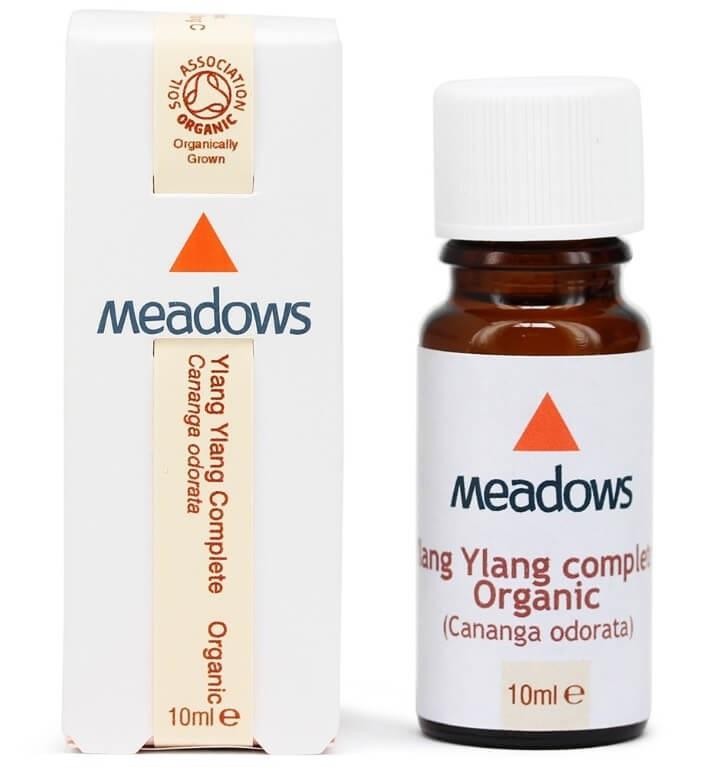 """שמן ארומתרפי ילנג ילנג אורגני 10 מ""""ל - Organic Ylang Ylang Complete Essential Oil 10cc"""
