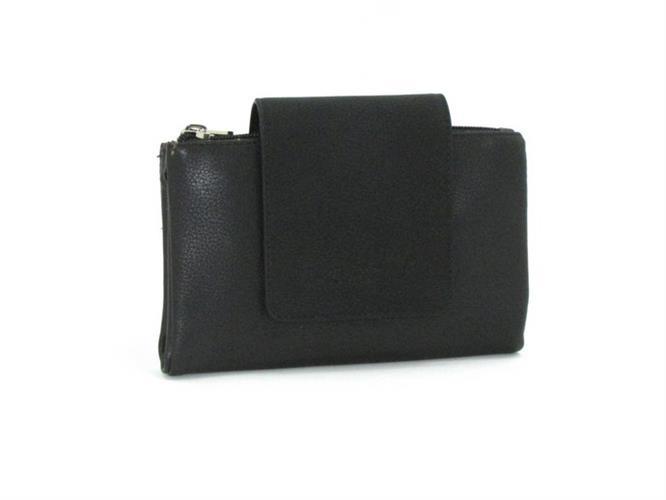ארנק אופנה ויויאן שחור