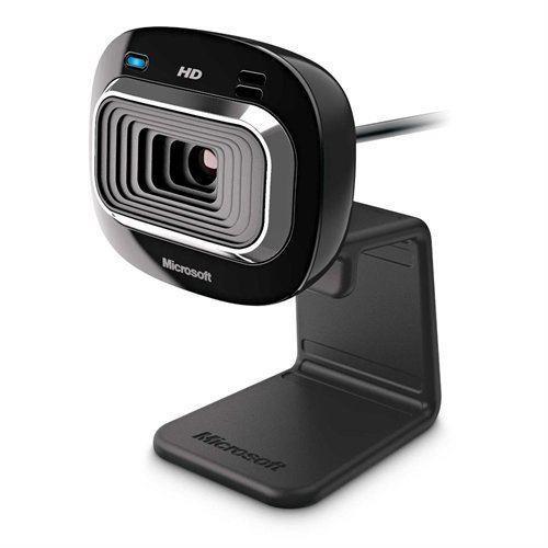מצלמת רשת Microsoft LifeCam HD-3000 USB