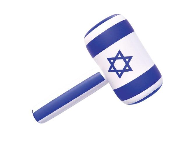 פטיש מתנפח יום העצמאות 93 סמ