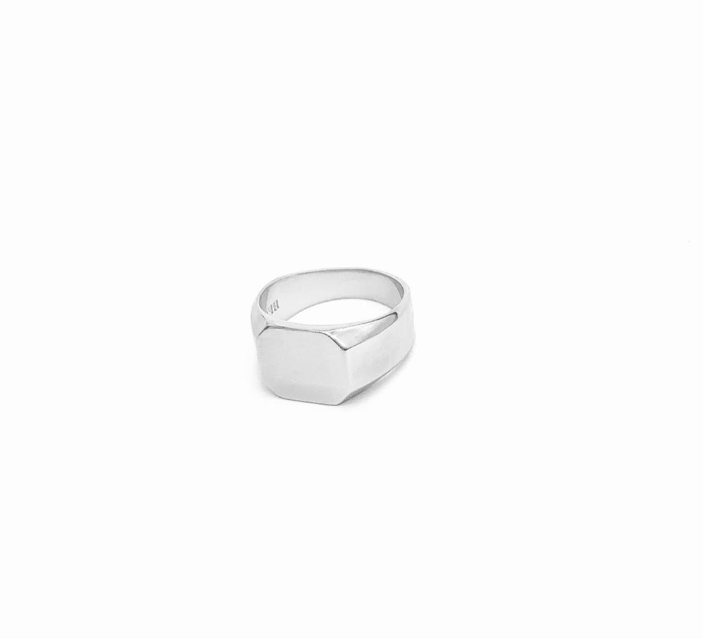 טבעת מייקי כסף
