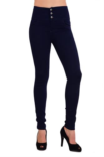ג'ינס יוני כחול