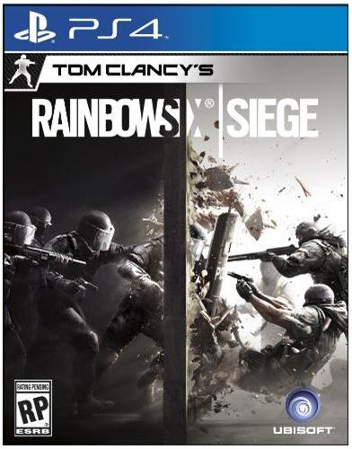 PS4 Tom Clancy''s Rainbow Six Siege