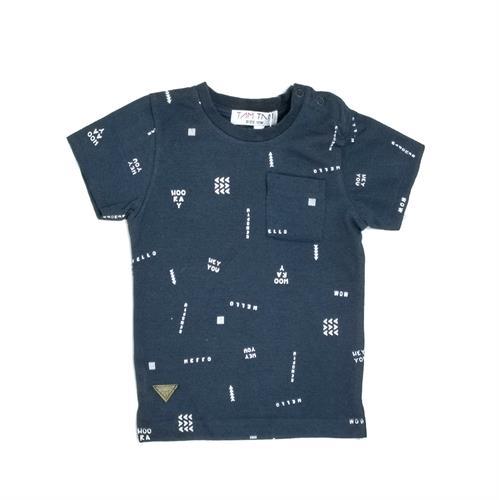 חולצת טריקו כיתובים