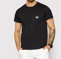 גברים | CALVIN KLEIN POCKET T-SHIRT BLACK