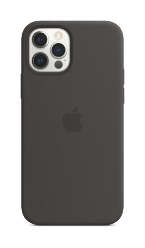 iPhone 12|12 Pro Silicone Case with MagSafe כיסוי אייפון 12 מקורי  Apple