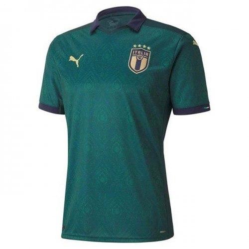 חולצת משחק נשים איטליה שלישית 2020