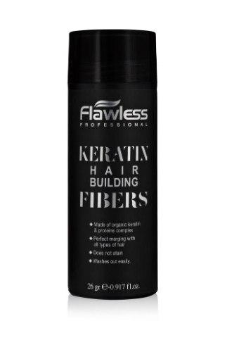 סיבי שיער FLAWLESS שחור