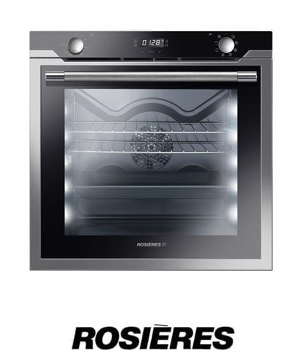 ROSIERES תנור אפייה גדול 80 ליטר  דגם RFAZ3173IN