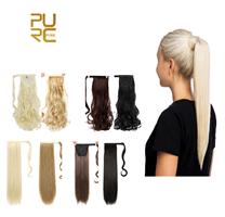 תוספת שיער לקוקו למראה אלגנטי ומרשים