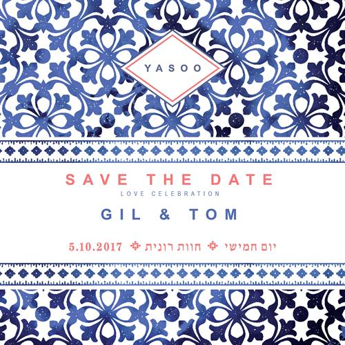 SAVE THE DATE  - Greek