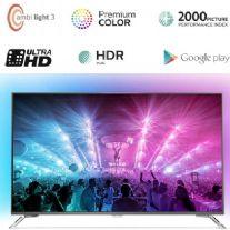 טלוויזיה 49 Philips 49PUS7101 4K 49 אינטש פיליפס