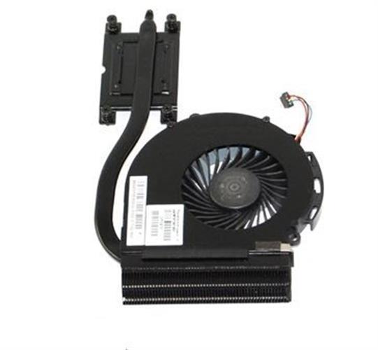 מאוורר למחשב נייד HP Touchsmart 14-D000 , 15-D000 Series Laptop Cooling Fan Heatsink  747241-001