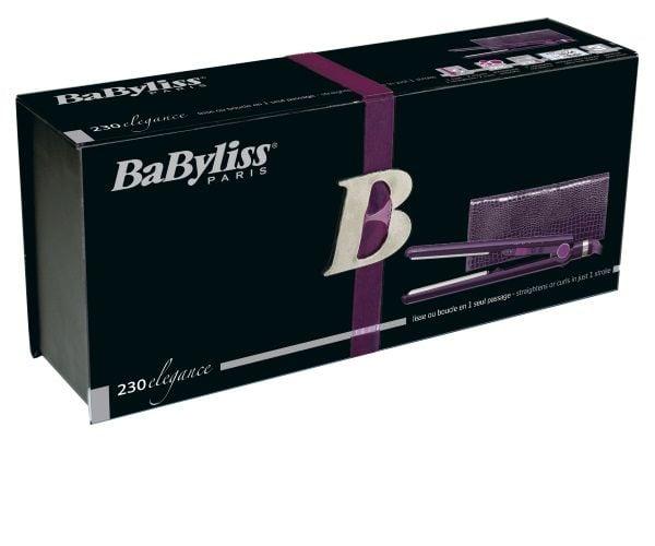 BaByliss מחליק שיער בנרתיק מהודר דגם ST-100