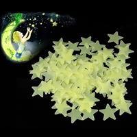 כוכבים זוהרים בחושך