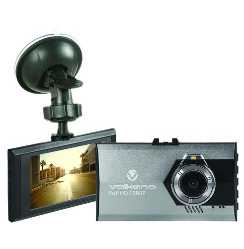 מצלמת רכב Volkano Drive באיכות HD