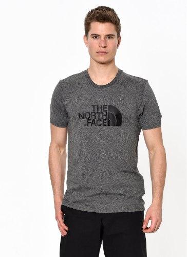 חולצה אפורה של נורט פייס