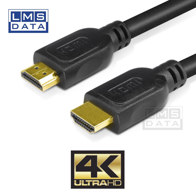 כבל HDMI לחיבור HDMI באורך 3 מטר LMS DATA