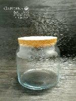 צנצנת זכוכית דקה שעם