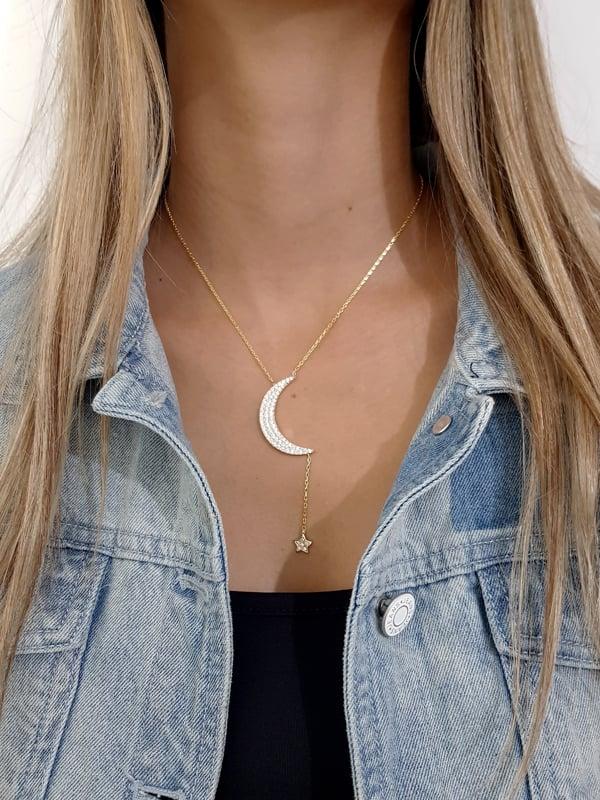שרשרת ירח וכוכב