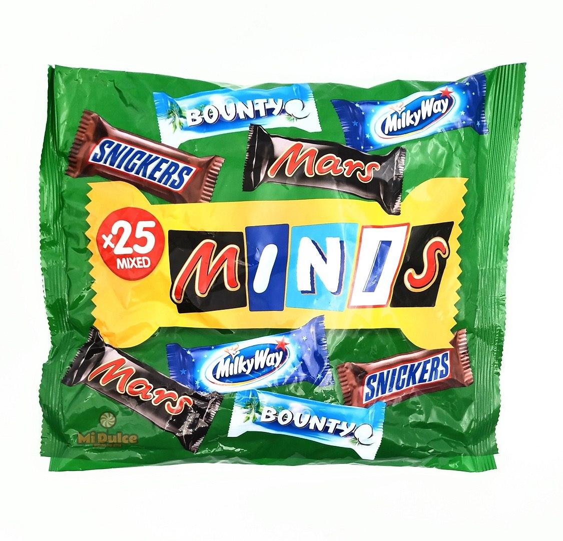 Mars Minis מארז ענק!