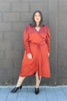 שמלת ורה אדומה