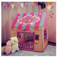 אוהל מעוצב לילדים