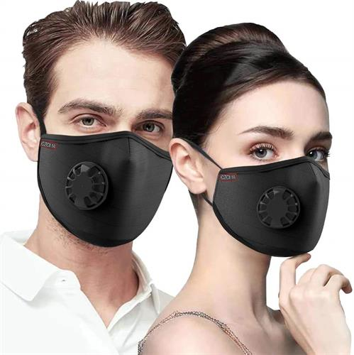 מסכת פנים רב פעמית - 2.5 PM מיקרון כפולה