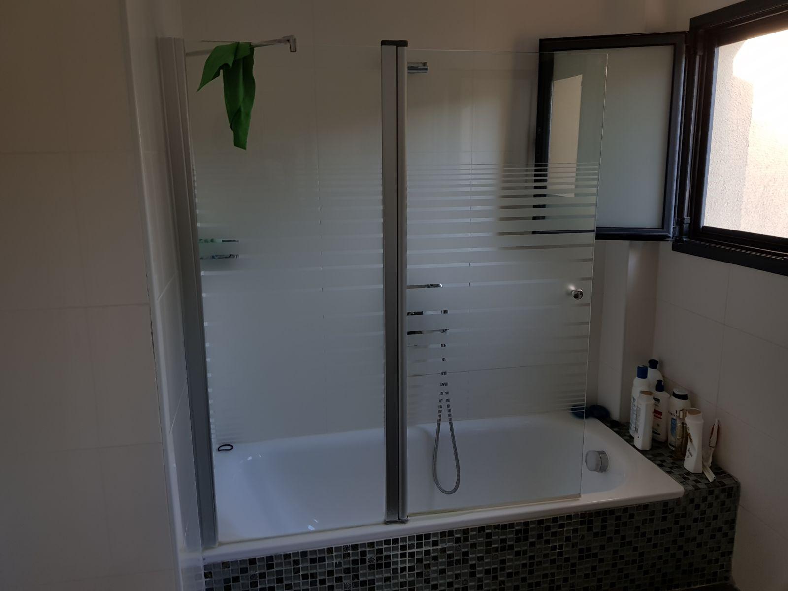 אמבטיון קבוע + דלת 3