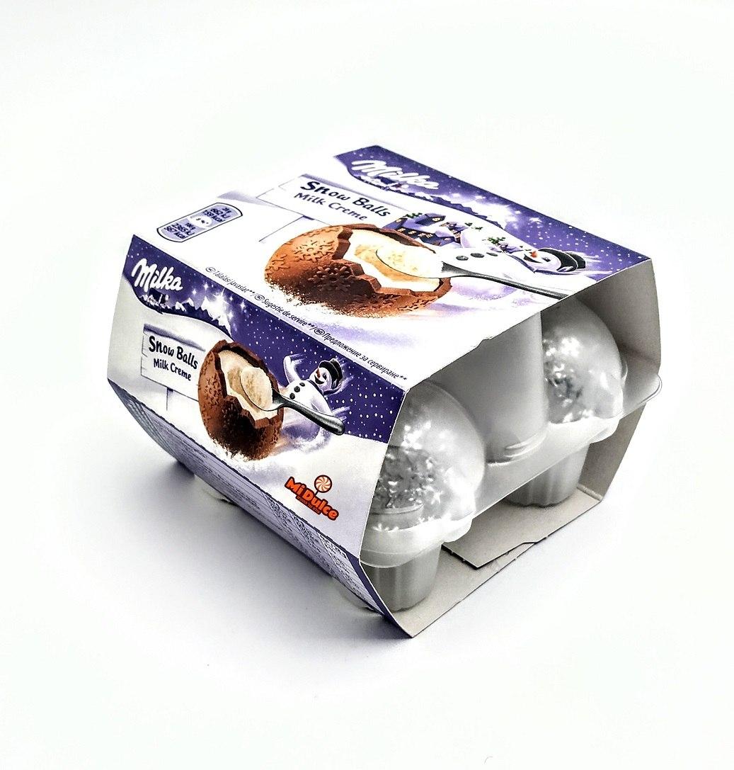מארז ביצי שוקולד מילקה