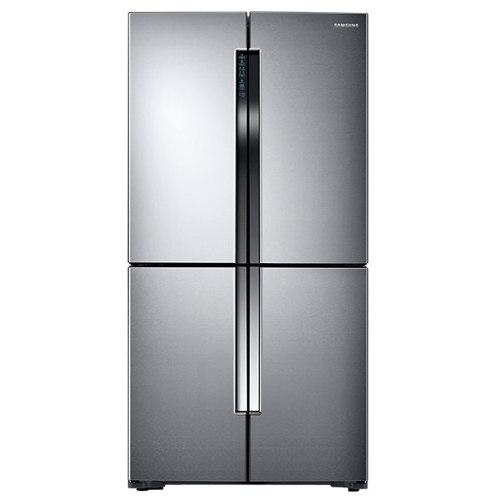 מקרר 4 דלתות מקפיא תחתון Samsung RF66M9091SL 700 ליטר סמסונג נירוסטה