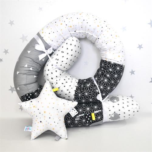 מארז מתנה נחשוש - שחור לבן